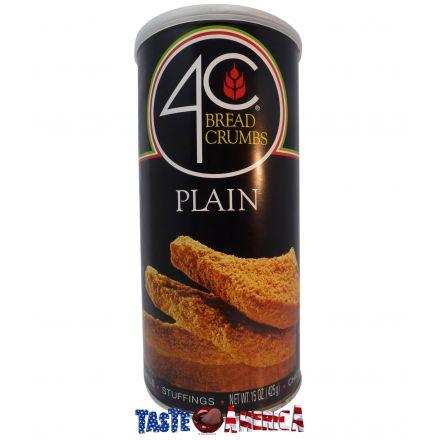 4C Plain Bread Crumbs 425g