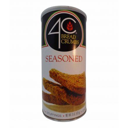 Buy 4C Seasoned Bread Crumbs At Taste America