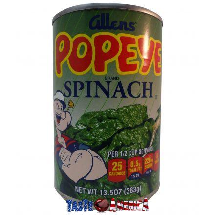 Allens Popeye Brand Leaf Spinach 383g