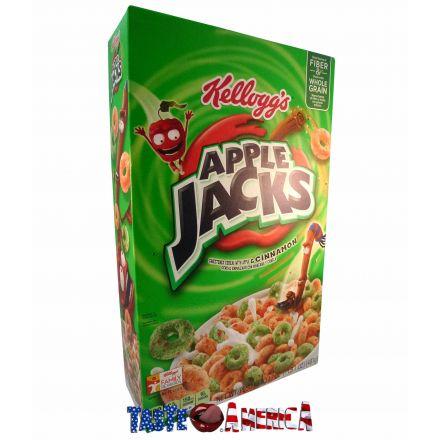 Apple Jacks Apple & Cinnamon Cereal 481g