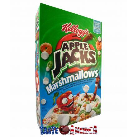 Apple Jacks Apple & Cinnamon Cereal With Marshmallows 357g