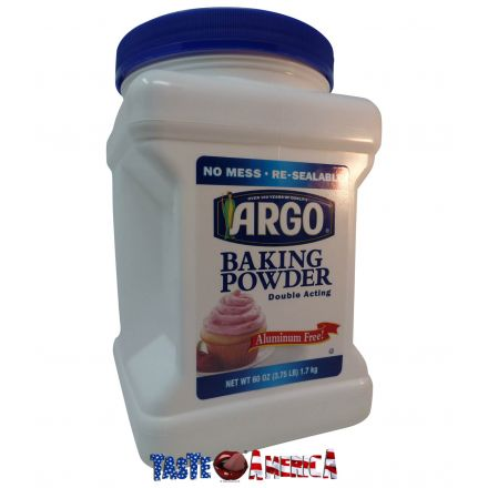 Argo Baking Powder Double Acting 1.7 kg