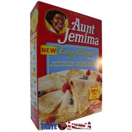 Aunt Jemima Easy Crepes Mix 907g