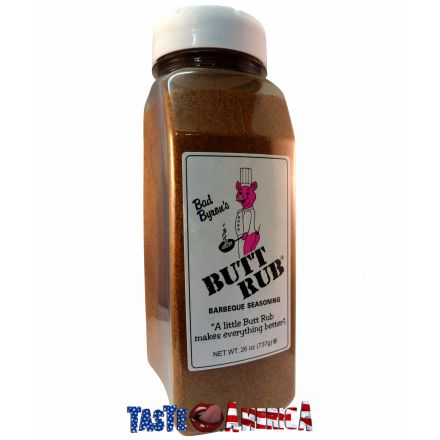 Bad Byrons Butt Rub Barbeque Seasoning Catering Size 737g
