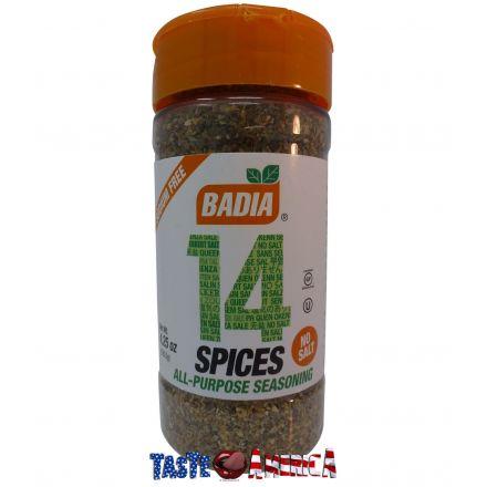 Badia 14 Spices All Purpose Seasoning 120.5g