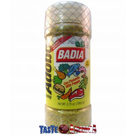 Badia Adobo With Pepper Seasoning 106.3g