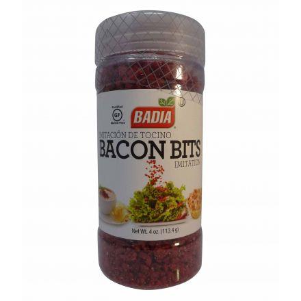Badia Imitation Bacon Bit At Taste America UK