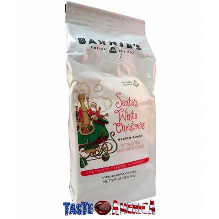Barnies Coffee Tea Co Santas White Christmas Ground Coffee 283g