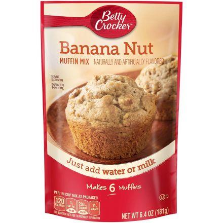 Betty Crocker Banana Nut Muffin Mix