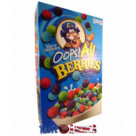 Capn Crunchs Oops! All Berries Cereal 437g