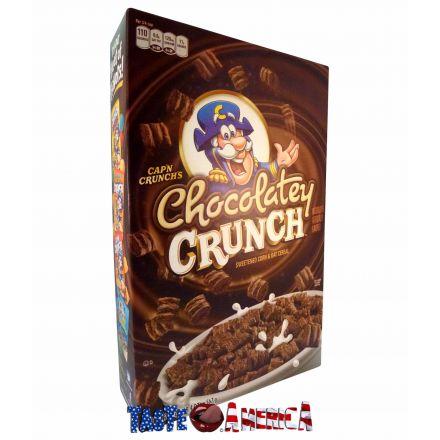 Captain Crunch Chocolatey Crunch Cereal 567g