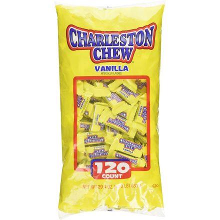 Charleston Chew Vanilla 120 ct