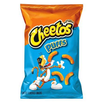 Cheetos Jumbo Puffs Cheese Flavoured Snacks