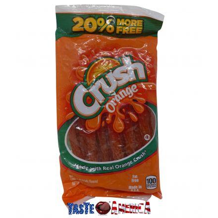 Crush Orange Candy Twists 170g
