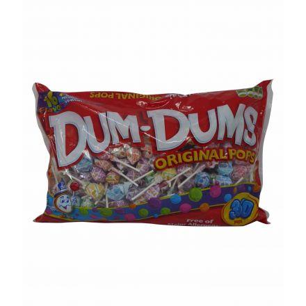 Buy Dum Dums Assorted Candy Pops 360 Pops 1.7 kg Bulk Bag At Taste America UK