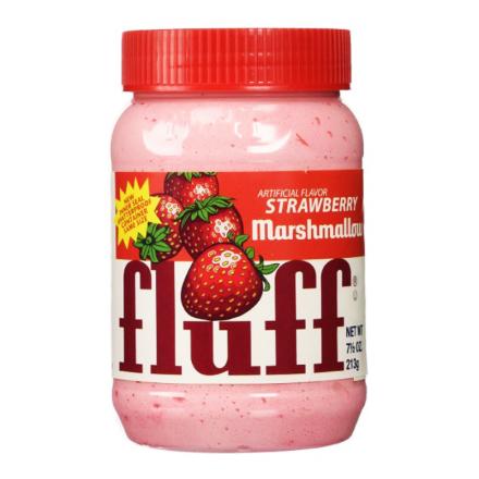 Durkee Marshmallow Fluff Strawberry