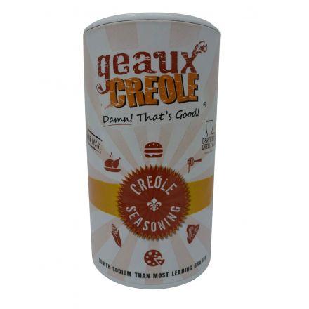 Geaux Creole Seasoning In A 255g Shaker