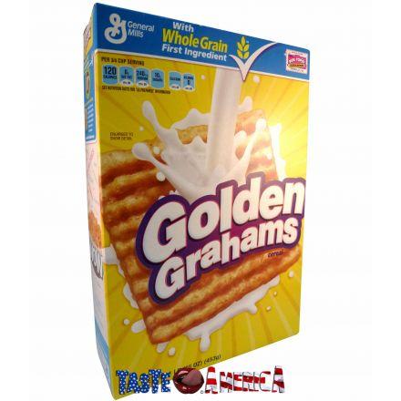 General Mills Golden Grahams Cereal 453g