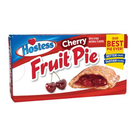 Hostess Cherry Fruit Pie