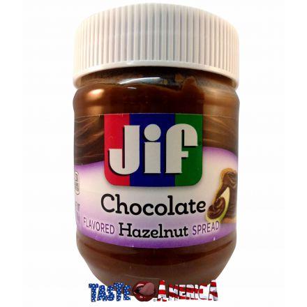 Jif Chocolate Flavoured Hazelnut Spread 368g