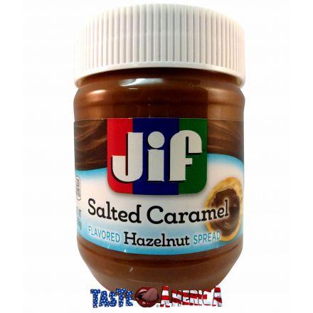 Jif Salted Caramel Flavoured Hazelnut Spread 368g