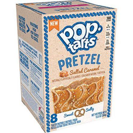 Kelloggs Pop-Tarts Pretzel Salted Caramel