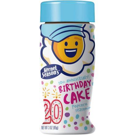 Kernel Seasons Birthday Cake Popcorn Seasoning