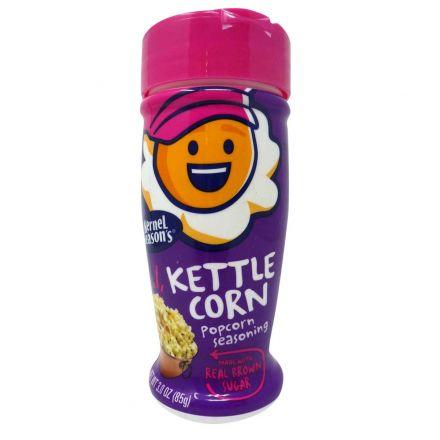 Kernel Seasons Kettle Corn Popcorn Seasoning In A 85g Shaker