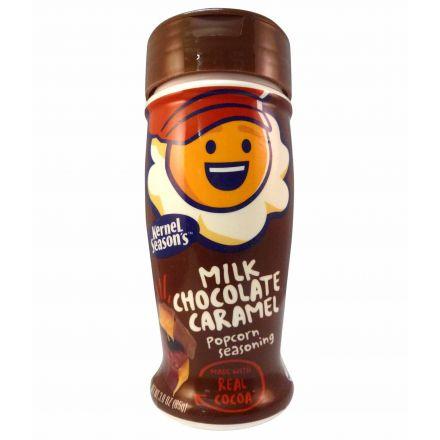 Buy Kernel Seasons Milk Chocolate Caramel Popcorn Seasoning At Taste America UK