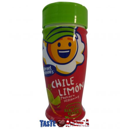 Kernel Seasons Chile Limon Popcorn Seasoning 68g