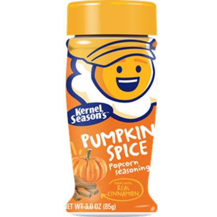 Kernel Seasons Pumpkin Spice Popcorn Seasoning