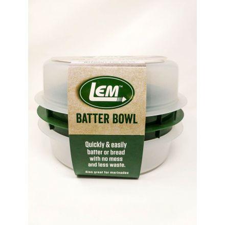 Lem Batter & Breader Bowl For Food Battering Made Of Plastic