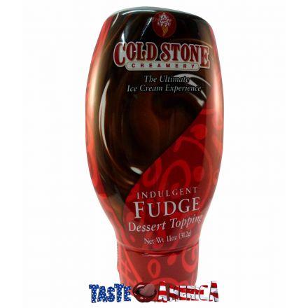 Cold Stone Creamery Indulgent Fudge Dessert Topping 312g Bottle