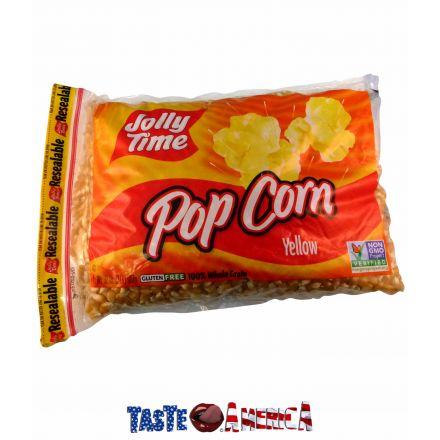 Jolly Time Yellow Pop Corn Kernels 907g