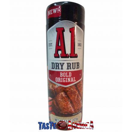 A.1. Dry Rub Bold Original 127g A1 Grilling BBQ Rub Seasoning