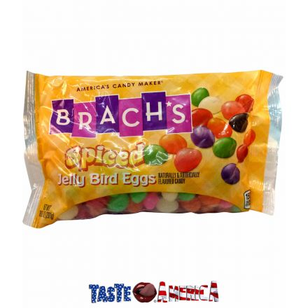 Brachs Spiced Jelly Bird Eggs 291g Bag Brach's Jelly Beans Assorted Flavours