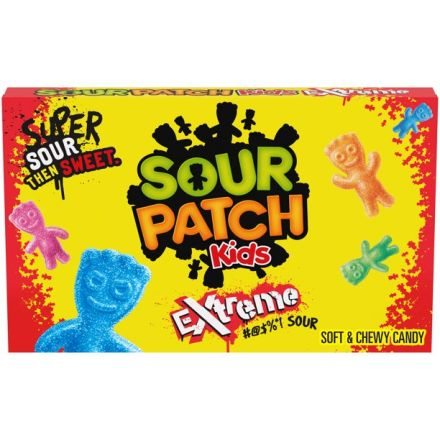 Sour Patch Kids Extreme Soft & Chewy Candy