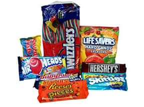 SWEETS - CANDY - CONFECTIONERY